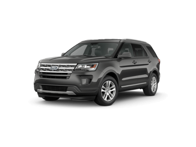 New 2018 Ford Explorer XLT 4WD Sport Utility in Beverly, MA